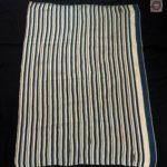 Old Fine Mossi Fabric – Man's Robe – Burkina Faso