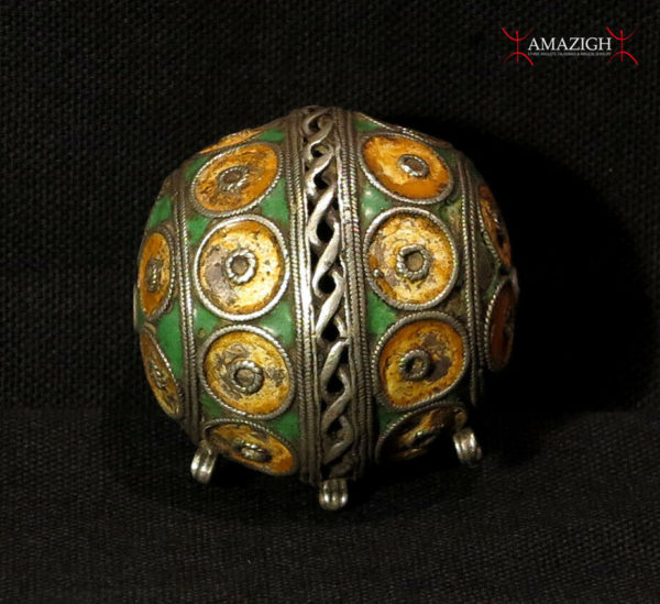 Old Berber Amulet – TAGMOUT – South Morocco
