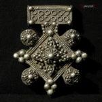 Old Fine Berber Cross – BOGHDAD – South Morocco