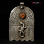 Old Hand of Fatima – KHAMSA – HAMESH – Salamander – Morocco