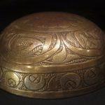 Old Fine Islamic Chiselled Hammam Bowl – Yemen