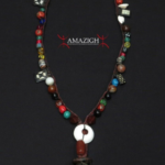 Old Berber Necklace – Guelmim Region, South Morocco – Outstanding Piece