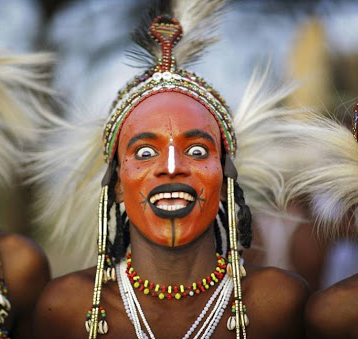 DANCE OF THE WODAABE