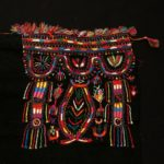 Old Berber Woman's Headscarf – KETFIYA – Gabès Region, Tunisia