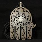 Old Large Hand of Fatima – KHAMSA – HAMESH – Berber – Essaouira, Morocco
