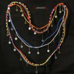 Fine Long Masai (Maasai) Necklace – Kenya