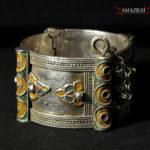 Antique Fine Berber Bracelet – Tanbelt – Tiznit, South Morocco