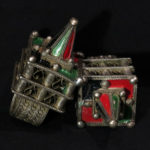 Old Hair Adornaments – Ait Akka Tribe – Berber – Morocco