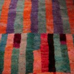 Vintage Berber Rug – Boujaad- Morocco