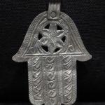 Antique Hand of Fatima – KHAMSA – HAMESH – Berber – Fez, Morocco