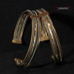 Pair Of Warrior's Karamojong Bracelets – Uganda