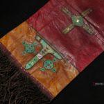 Old Tuareg Leather Pillow – Niger