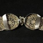 Antique Fine Silver Belt Buckles – 19th century – Balkan Region