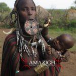 Mursi Woman – Omo Valley, Southern Ethiopia