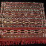 Old Fine Berber Kilim – Zemmour Tribe – Middle Atlas, Morocco