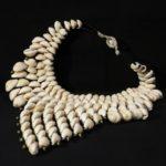 Fine Fulani Necklace – Cowrie Shells – Mali