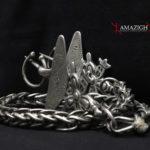 Old Pair Fibulae – TIZERZAI – Ait Atta Tribe, Morocco – Wonderful Chain