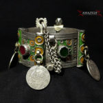 Old Fine Berber Bracelet – Tiznit Region, South Morocco
