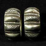 Old Pair Berber Bracelets – Ait Atta Tribe – Morocco