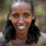 Wollo Woman, Northern Ethiopia