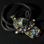 Beautiful Hand of Fatima – KHAMSA – HAMESH – Berber – Tiznit, South Morocco47