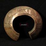 Old Fine Djerma Bracelet – African Currency – Niger