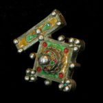 Old Fine Berber Cross – BOGHDAD – South Morocco