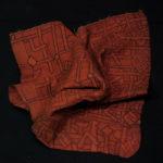 Old Kuba Raffia Cloth – BUSHOONG – DR Congo