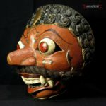 s-Old Wayang Topeng Mask – East Java – Indonesia