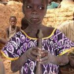 Mossi Child