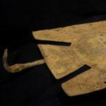 Old Toussian Mask – Stylized Calao Bird – Burkina Faso