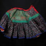 Outstanding Old Fine Little Girl Dress – Pushkar, Rajasthan India