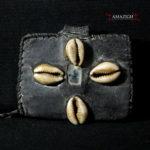 Authentic Dogon Leather Talisman – Gris-Gris – Mali