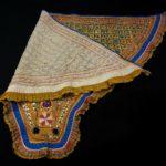 Old Large Fine Nettipattam – Jaipur, Rajasthan India