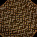 Old Fine Kuba Raffia – BUSHOONG – Kasai Velvet – DR Congo