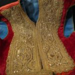 Old Fine Ottoman Waistcoat – Metal Thread Embroidery – Turkey