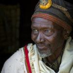 Old Large Phallic Forehead Ornament – Kalacha – Borana Tribe – Ethiopia