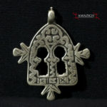 """Old Berber Amulet – """"Gates of Paradise"""" – South Morocco"""
