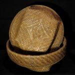 Old Fine Kuba Basket – DR Congo – Excellent Conditions