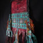 Old Fine Tuareg Leather Bag – Niger