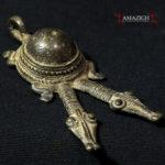 Fine Lobi Amulet – Turtles – Burkina Faso