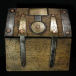 Old Fine Tuareg Chest – Jewels Case – Mauritania