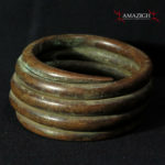 Antique Spiral Bracelet – African Currency – MITAKO – Teke Tribe – Congo / Gabon