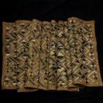 Old Large Kuba Raffia – BUSHOONG – Kasai Velvet – DR Congo