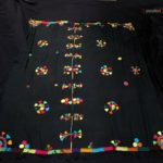 Berber Embroidered Headgear – Ait Atta Tribe – Oulad Driss, Mhamid, Morocco