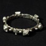 Beautiful Old Moorish/Berber Hinged Bracelet – MIZAM – Mauritania/South Morocco