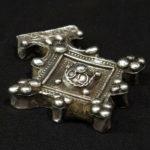 Antique Fine Berber Cross – BOGHDAD – South Morocco