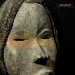 Authentic Tribal Used Dan Dean Gle Mask – Touba, Côte d'Ivoire / Ivory Coast
