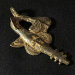 Fine Lobi Amulet – Fish – Burkina Faso