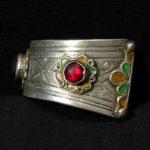 Old Fine Berber Bracelet – Ida Ou Semlal Tribe, South Morocco